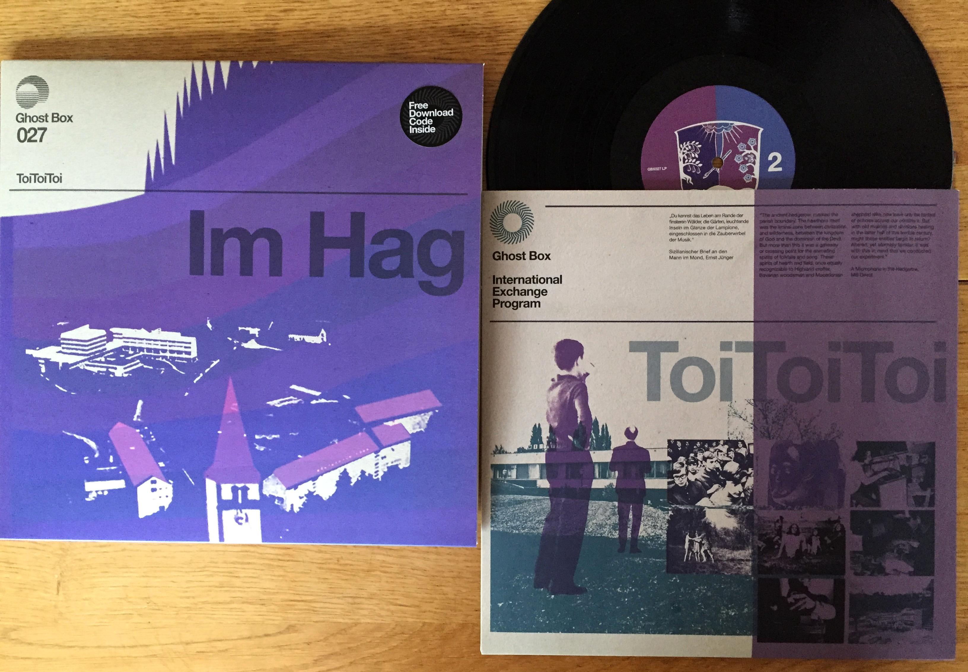 ToiToiToi – Im Hag – LP